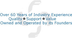 Impec Mixers - Over 60 Years of Industry Experience
