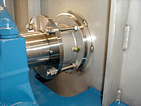 Impec Mixers - Shaft Seal